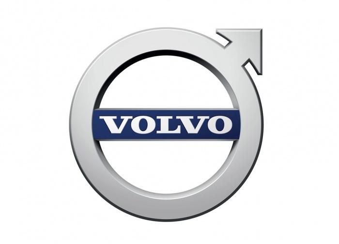 Volvo modifiziert erneut Markenzeichen
