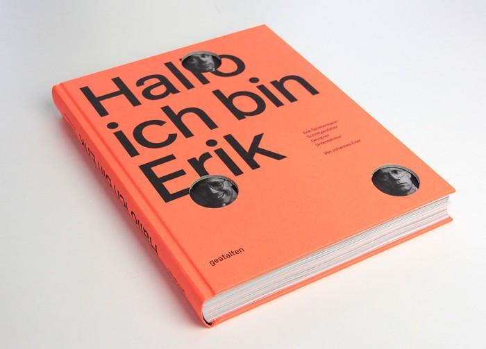 Hallo ich bin Erik – Buch
