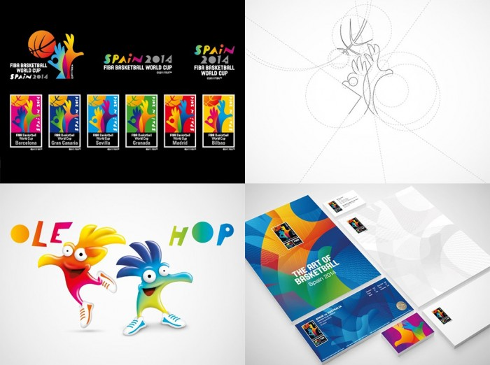 FIBA Basketball World Cup 2014 Design