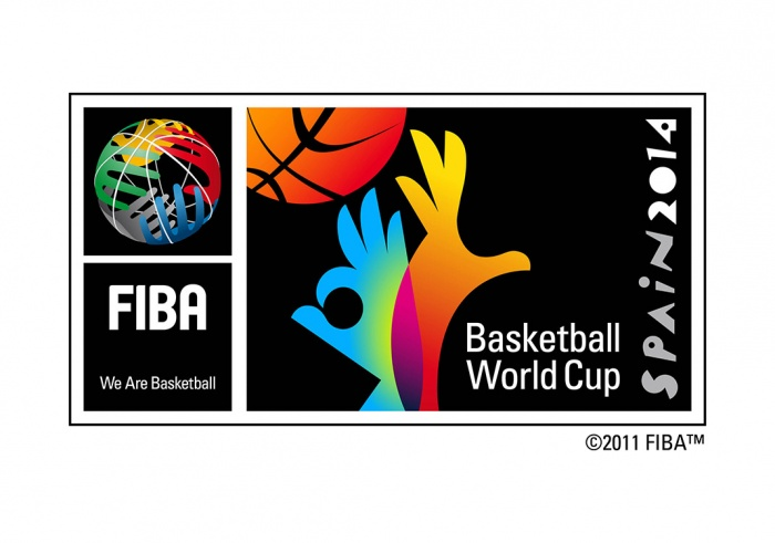 FIBA Basketball World Cup 2014  Logo