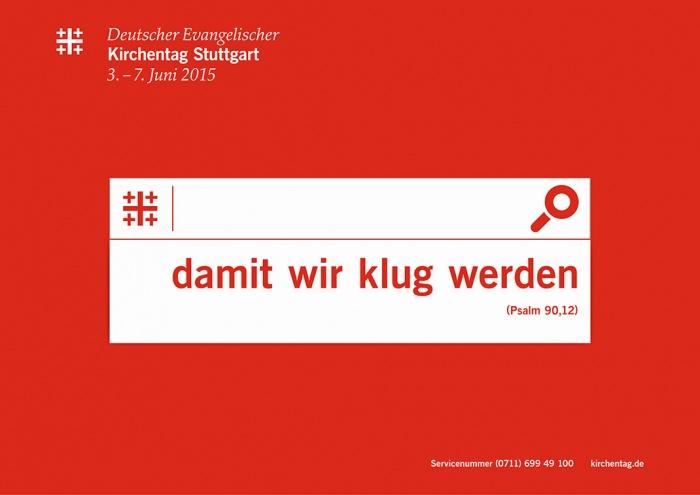 Kirchentag 2015 Keyvisual