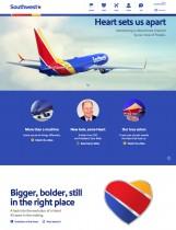 Southwest Airlines Website