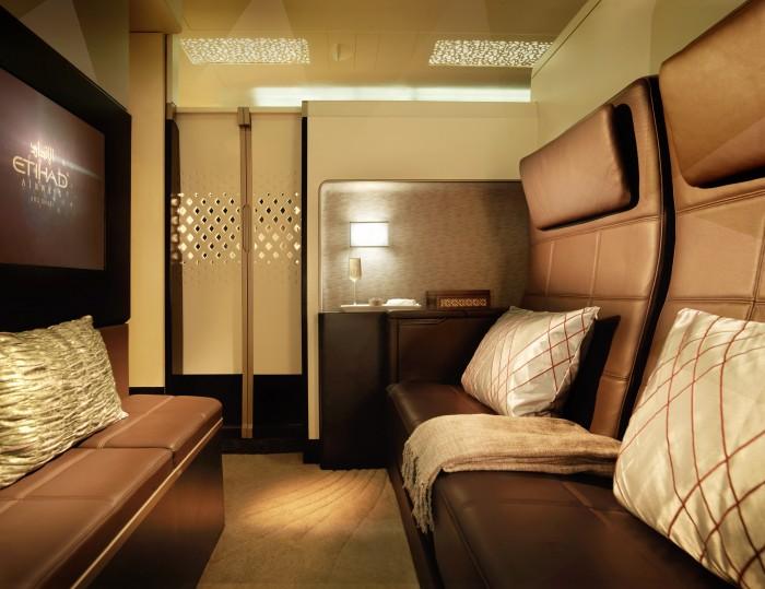 Etihad Airways - the residencethe residence