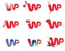 Wirtualna Polska Logo Doodles