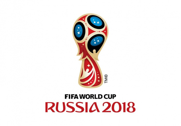 FIFA präsentiert Logo für WM 2018 in Russland