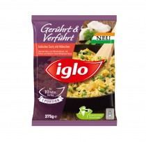 Iglo Indisches Curry Huhn