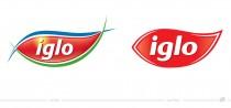 Iglo Logo – vorher und nachher