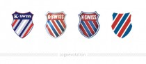 K-Swiss Logo Evolution