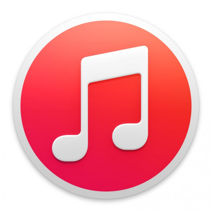 iTunes-Symbol in Mac OS X Yosemite
