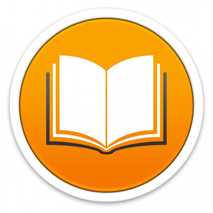 iBooks-Symbol in Mac OS X Mavericks