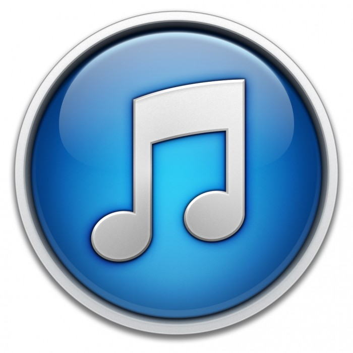 iTunes-Symbol in Mac OS X Mavericks