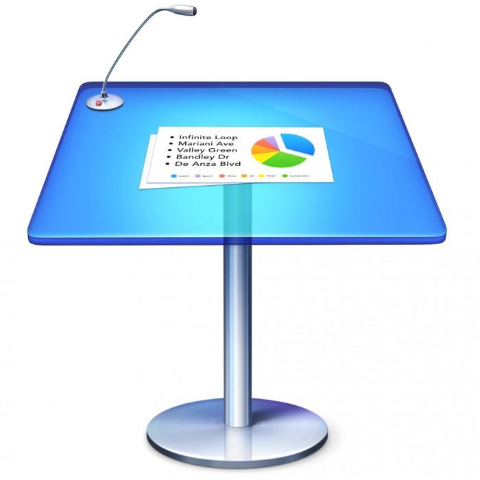 Keynote-Symbol