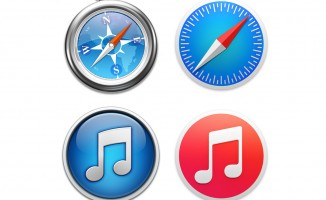 Symbole Mac OS X Yosemite