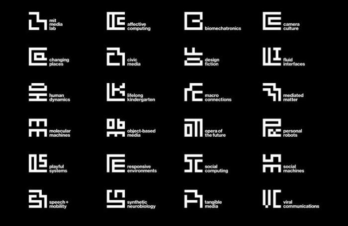 MIT media lab – neue visuelle Identität