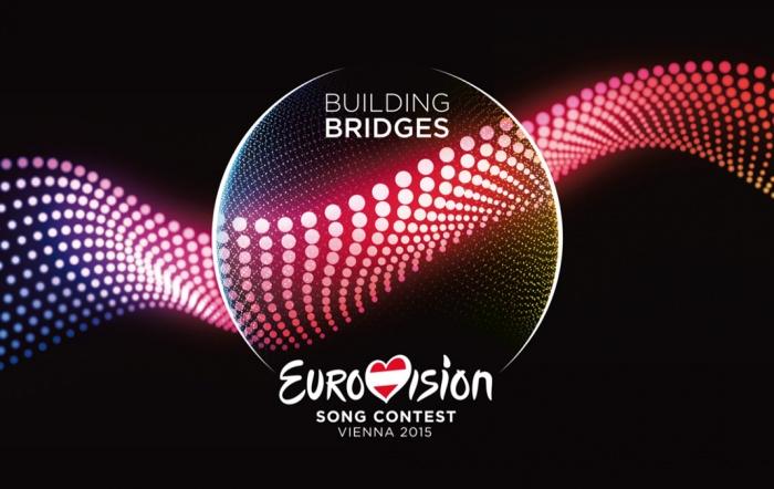 Keyvisual des Eurovision Song Contest 2015 in Österreich
