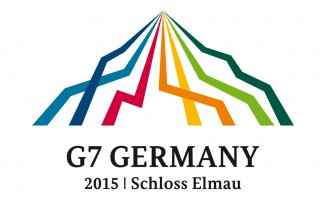 G7-Gipfel 2015 Logo