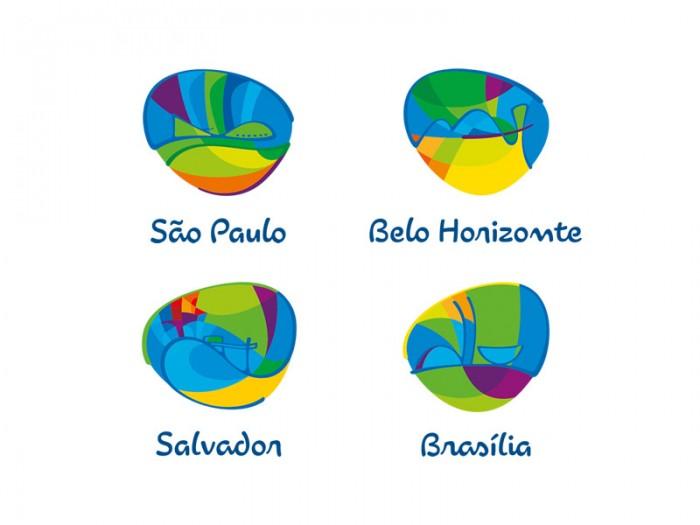 Rio 2016 Host Cities