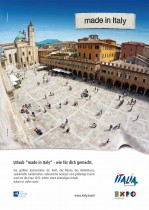Made in Italy Kampagne