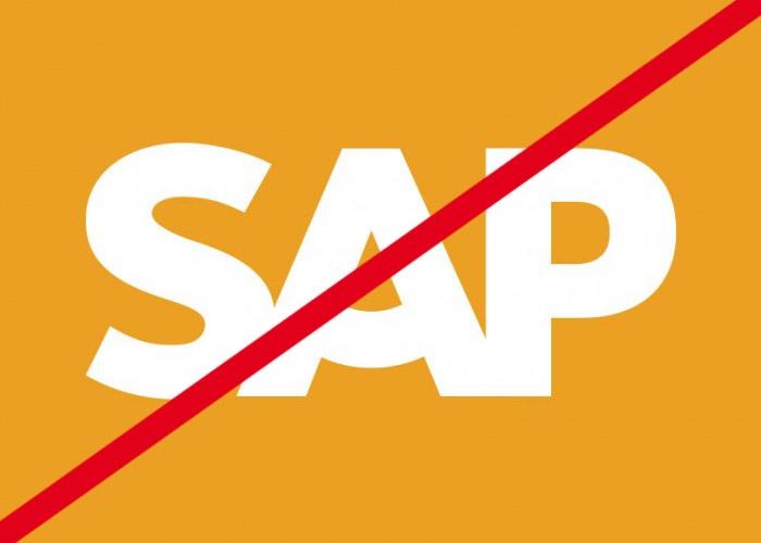 SAP stoppt Einführung des neuen Logos und kehrt zum alten zurück