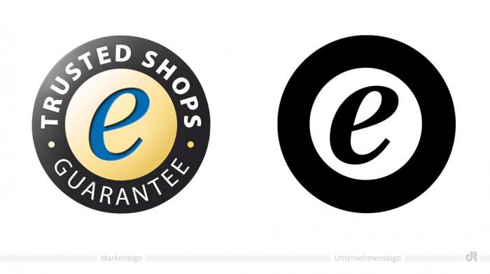 Trusted Shops Logo – Marken- und Unternehmenslogo