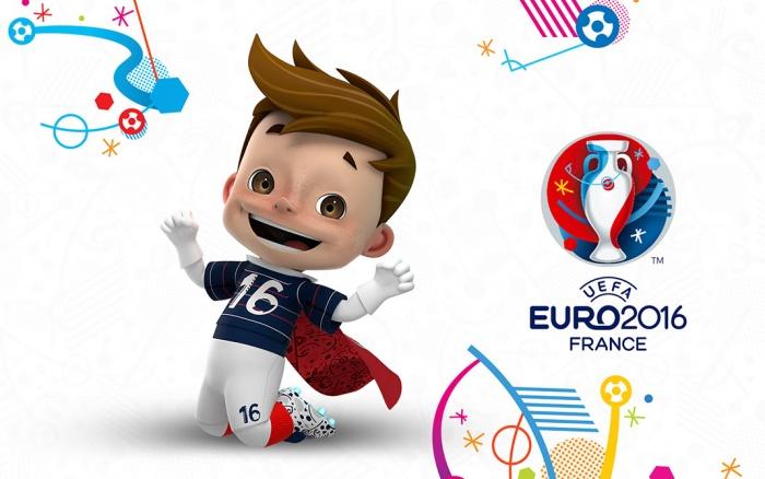 Maskottchen der UEFA EURO 2016