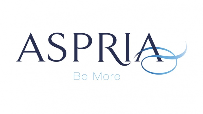 Aspria verliert Ursprungslogo, und damit auch an Wiedererkennung