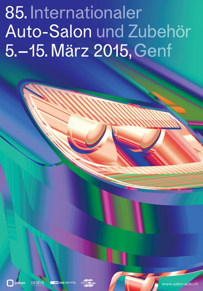 Auto-Salon Genf 2015