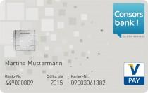 Consorsbank-V-PAY-Card