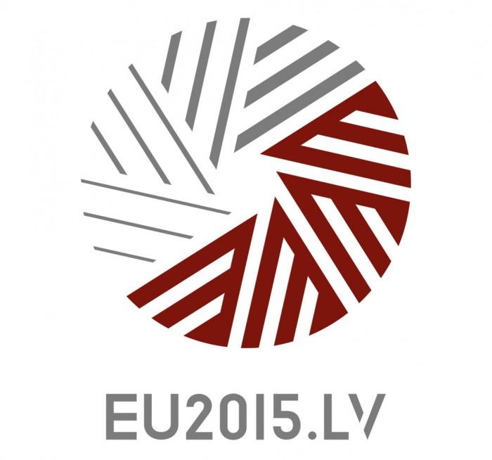 Latvian Presidency Logo
