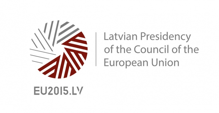 Latvian Presidency Logo