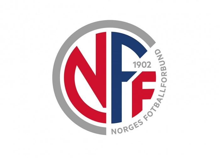 Norwegischer Fußballverband erhält neues Signet