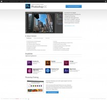 Adobe Creative Cloud – Download-Center Photoshop