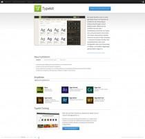 Adobe Creative Cloud – Typekit