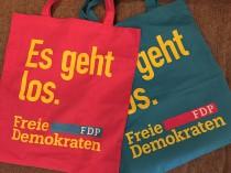 FDP – Es geht los