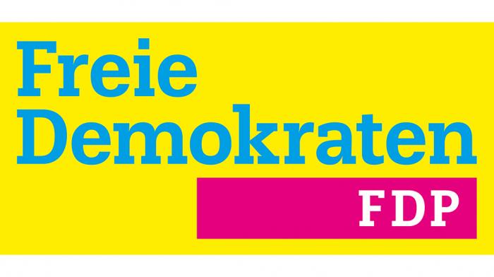 FDP Logo Quelle: FDP
