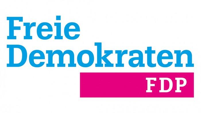 FDP Logo – Farbvariante, Quelle: FDP