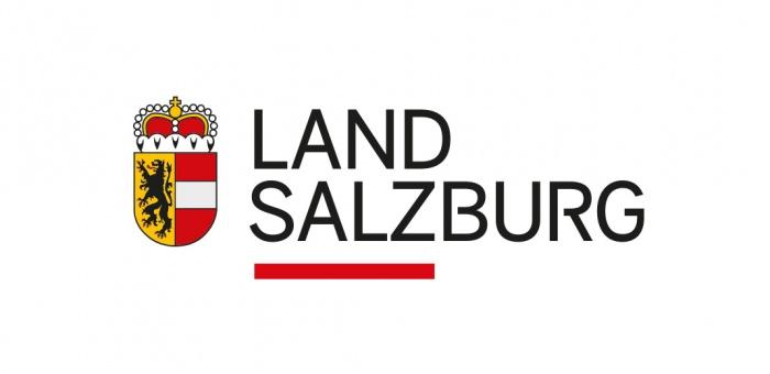 Land Salzburg erhält neues Logo