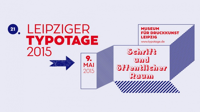 21. Leipziger Typotage 2015