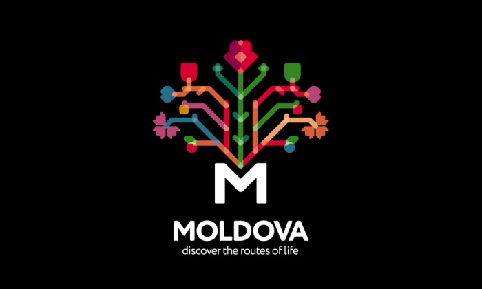 "Moldova Brand €"" Discover the routes of life"