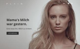 Plain Milch