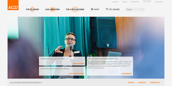 AGD Allianz deutscher Designer