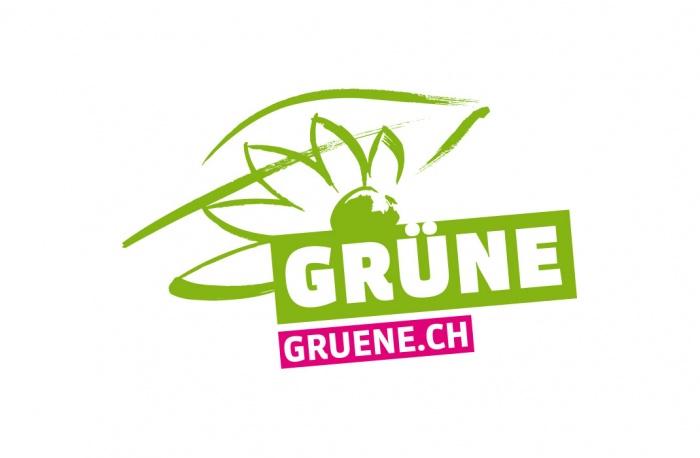 Grüne Schweiz Logo