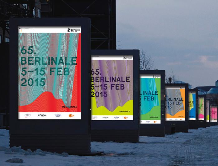 Plakat der Berlinale 2015