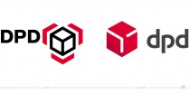 DPD Logo – vorher und nachher