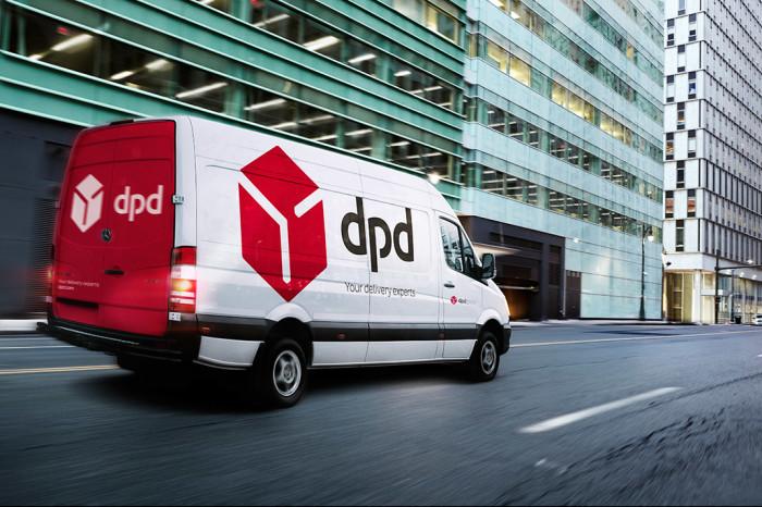 DPD Van