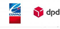 Exapaq Logo – vorher und nachher