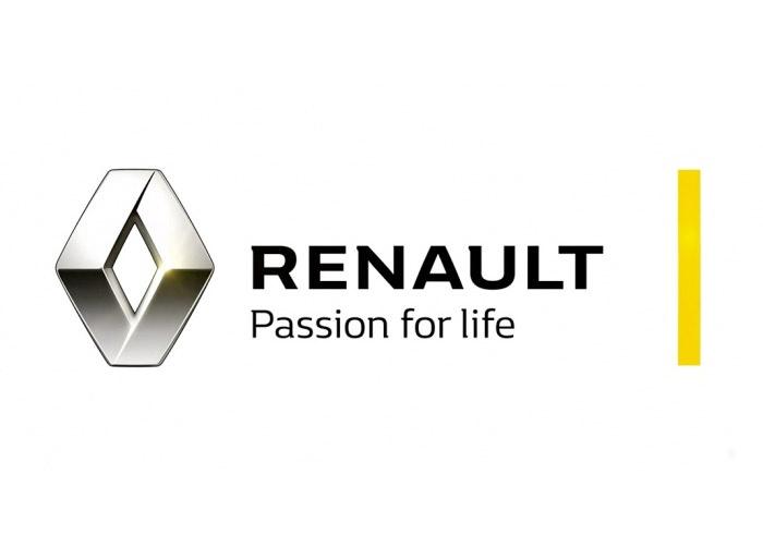Neues Corporate Design für Renault
