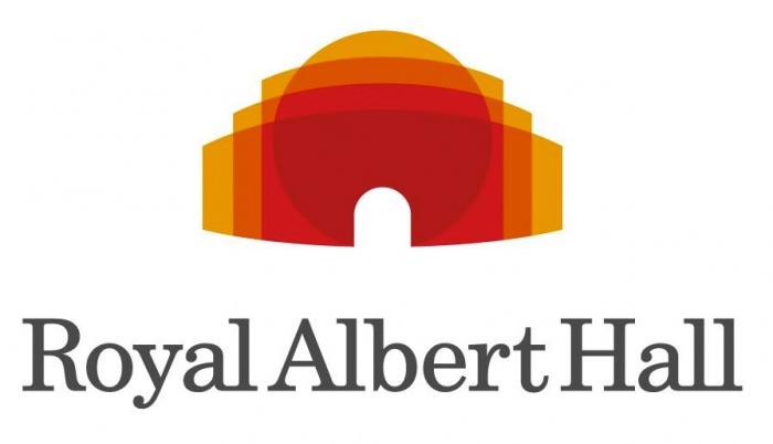 Neues Logo für Royal Albert Hall
