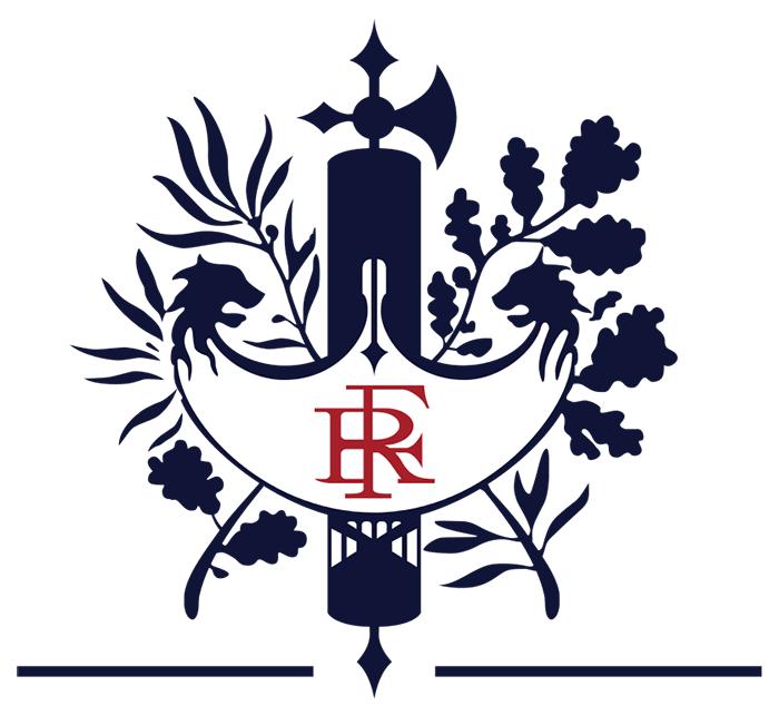 Emblem der Präsidentschaft der Republik Frankreich (twitter.com/Elysee)