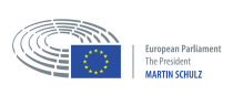 EU-Parlament Logo Signature-System